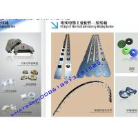 China Spare Parts Of Wire Bunching Machine Tranding Bow Guide Wire Pulleys / Porcelain Eye / Tension Gun wholesale