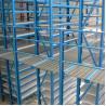 China Multi  Level Pallet Rack Supported Mezzanine Powder Coating or Galvanized wholesale