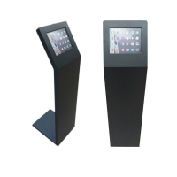 China FCC 9.7 Inch Floor Standing Digital Signage IPAD Tablet wholesale