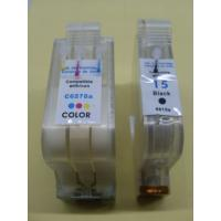 China transprant refillable ink cartridge hp6615(hp15),hp51645(hp45),hp6578(hp78),hp1823(hp23) wholesale