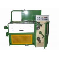 China 20D Horizontal Super Fine Wire Drawing Machine Ironed Cast 1900×1700×1700mm wholesale