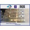 China Standard Railway Joint Bar Rail AREMA2007 136RE Rail Track Steel FishPlates 50# Material wholesale