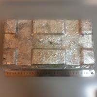 Buy cheap AlMg10 AlMg50 Master Alloy Magnesium Aluminum Alloy For Intermediate Additive from wholesalers