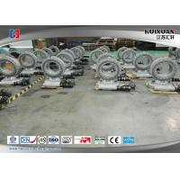 China Heat Treatment Alloy Steel Forgings 1000mm Solar Energy Slewing Ring Bearing wholesale