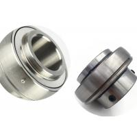 China UC207 Stainless Steel Pillow Ball Bearing Spare Parts With P0 P6 P5 P4 P2 Precision wholesale