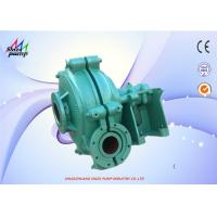 China 6 / 4 E - AH Sand Heavy Duty Diesel Engine Driven Centrifugal Pump For Dredging wholesale