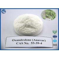 China Cas 53 39 4 Raw Powder Steroids 99% Purity Oxandrolone Anavar Pills wholesale