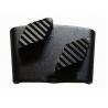 China Quick Lock Flexible Metal Bond Diamond Floor Concrete Grinding Disc wholesale
