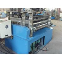 China Noise Barrier Wall Cold Roll Forming Machine 50KW , Aluminum Roll Forming Machines wholesale