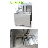 China 450L Large Capacity Automotive Ultrasonic Cleaner For Car Tyre / Wheel / Rim wholesale