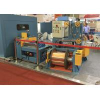 China Spool Loading Wire Bunching Machine With Pintle Pay - Off And Separate Drive wholesale