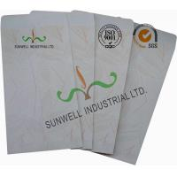 China White Color Custom Printed Mailing Envelopes , Personalized Mailing Envelopes wholesale