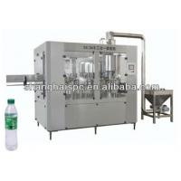 China SPC CGF Automatic Beverage Filling Machine 3 In 1 Water Filling Machine on sale