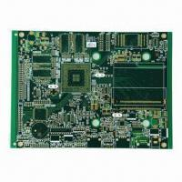 China 6-layer PCB for Interactive Media Terminals wholesale