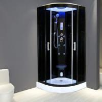 China Large Corner Steam Shower Units , Hydrotherapy Shower Enclosures With Jets wholesale