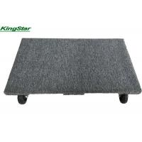 Buy cheap Heavy 1000 Lb Furniture Dolly / Solid Top Carpeted Moving Dolly Environmentally Friendly from wholesalers