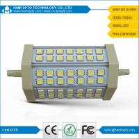 China led R7S Light SMD5050 10W 118MM ce rohs replace Halogen lamp wholesale