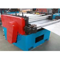 China 15-30m/min C Channel Roll Forming Machine , GCr12 Roller Purlin Forming Machine  wholesale