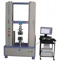China 300KN Universal Test Machines , Universal Test Equipment Closed-loop Control wholesale