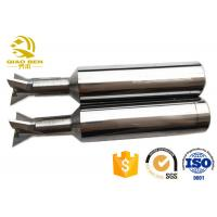 China High Speed  Dovetail End Mill Cutter 4 Flute Wood Dovetail Cutter Fast Chip Removal wholesale