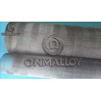 Buy cheap Ni80Cr20 Metal herring bone weave wire mesh for medical equipment from wholesalers