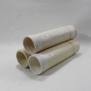 China 50m/Roll Anti Abrasion PTFE Fibreglass Dust Filter Bags wholesale