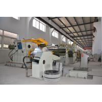 China Decoil slitting line:uncoiler, straightening ,shearing .feeding and positioning, slitting unit, recoiler wholesale