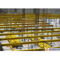 China Timber Beam H20 Slab Formwork Systems Universal For Slab Concreting wholesale