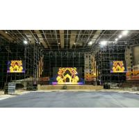 Buy cheap Novastar Indoor Rental LED Advertising Board Video Wall With Nationstar SMD 2525 from wholesalers