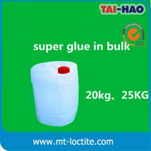 China super glue 502 cyanoacrylate adhesive in bulk packed wholesale