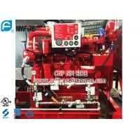 Buy cheap UL Listed FM Approved Holland Original DeMaas Fire Pump Diesel Engine 52KW With Low Speed from wholesalers