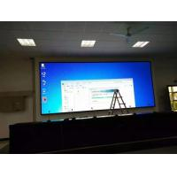 China Pic Indoor Led Screens ,  6 led flat panel displays Die casting Cabinet on sale