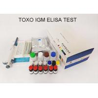 China Elisa Sandwich Toxoplasma Gondii Test KitDetect IgM Antibody 37°C Humid Chamber wholesale