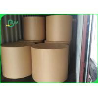 China UWF Uncoated Woodfree Paper In Reels OBA Free 80gsm 100gsm 120gsm FSC Certified on sale