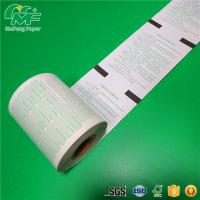 China Smooth Surface 80mm Thermal Receipt Paper Various Roll Sizes Various Roll Sizes wholesale