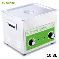 Buy cheap 10L Instrument Mechanical Ultrasonic Cleaner For Electronic Components from wholesalers