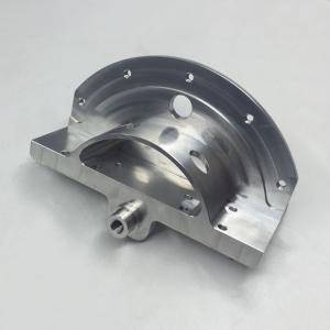 Buy cheap Customized 6061 Aluminium Cnc Service Sandblasting Stable Performance from wholesalers