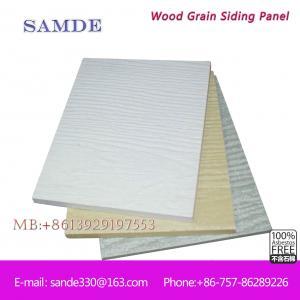 Buy cheap cement fibre cladding shera board Birmingham 3050*192*7.5/9mm from wholesalers