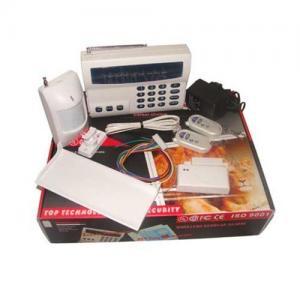 China Wireless home burglar alarm system wholesale