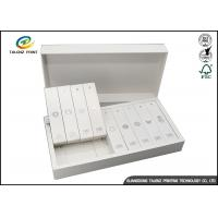 China Custom Wholesale White Paper Packaging Cardboard Gift Paper Boxes wholesale