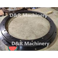 China VLU200844 slewing bearing used for sewage treatment system, INA 50Mn slewing ring with black coating wholesale