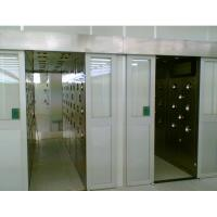 China Intelligent Animal Lab / Semiconductor Clean Room Air Shower With Automatic Slide Door wholesale