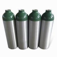 China Seamless Steel High Pressure Oxygen Gas Cylinder Aluminum Small Portable Oxygen Cylinder Medical Oxygen Gas Cylinder wholesale