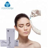China Safe and Effective 1ml Fine Hyaluronic Acid Dermal Filler Injection For Face wholesale