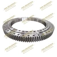 China 01.45.1580bearing slew ring kubota excav slew ring hot sale four point contact ball slewing bearing wholesale