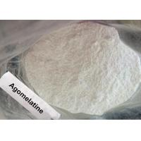 Buy cheap Pharmaceuticals 99% Agomelatine For Antidepressant CAS 138112-76-2 from wholesalers