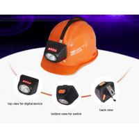 China 120 Lumens Portable Industrial Lighting Fixture Under Ground Safety Miners Cap Light wholesale