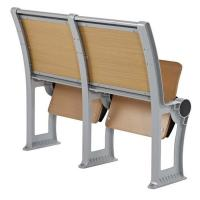 China Plywood Metal Meeting Room Chair / Foldable School Desk And Chair Set wholesale