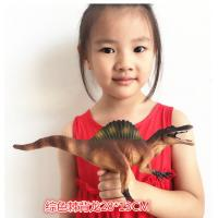 China Customized Dinosaur Model Toys L28*W7.5*H13 Plastic Jurassic Park Spinosaurus Toy wholesale