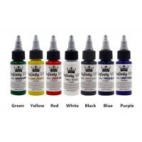 China 30ml Liquid Permanent Tattoo Ink , Multiple Colors Natural Tattoo Ink wholesale